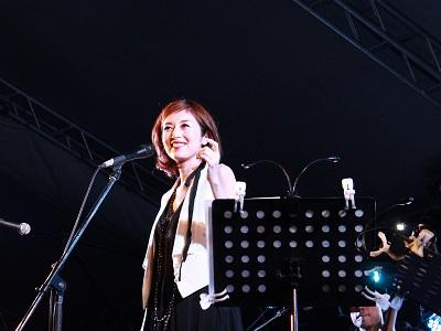 【中洲JAZZ特集vol.01】アイドル歌手から女優へ。バックボーンは父のジャズ  高岡早紀さん