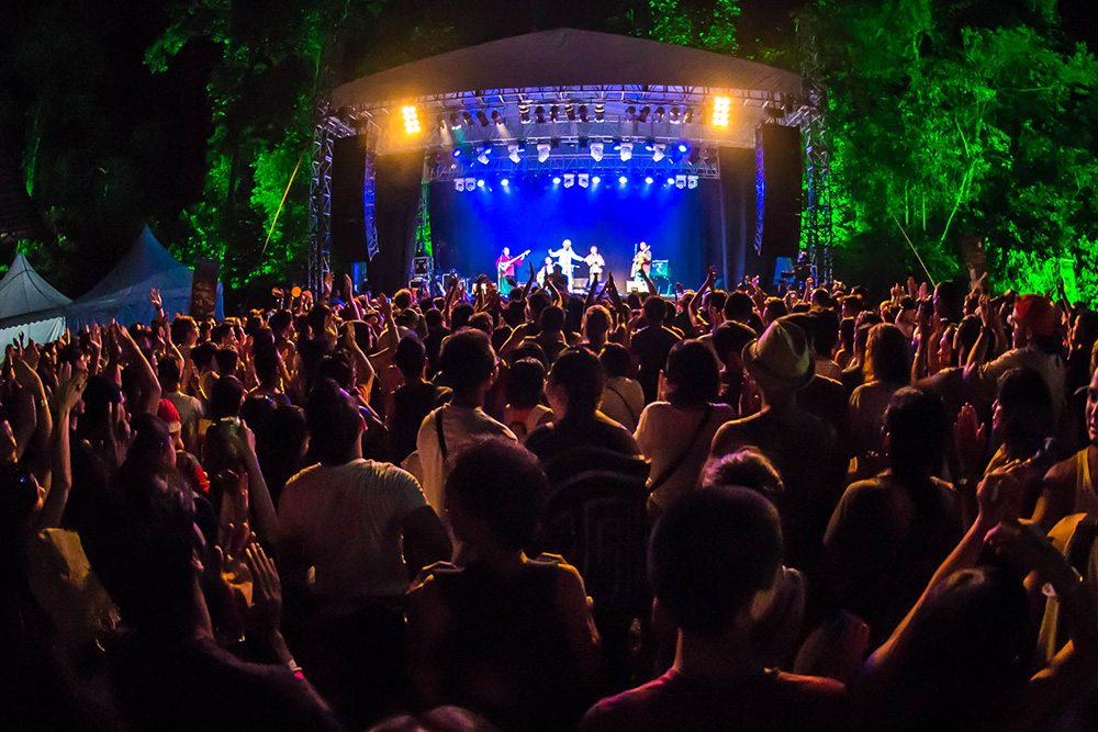 Rainforest World Music Festival @MALAYSIA[マレーシア]