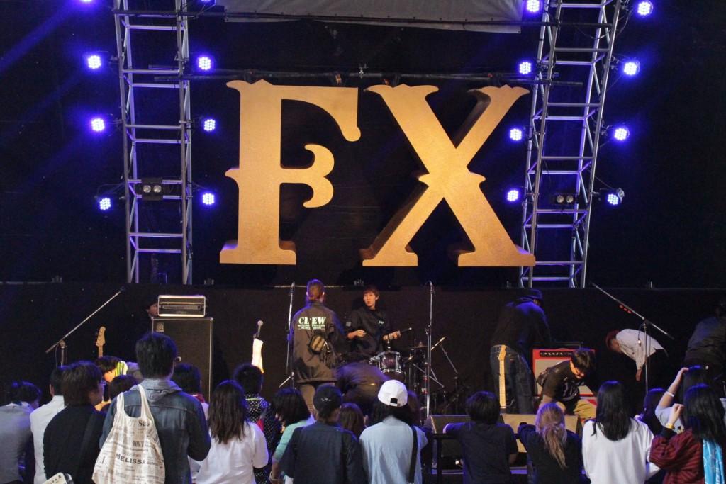Zepp FukuokaでBEA×Zepp Fukuoka presents FX2016 Final